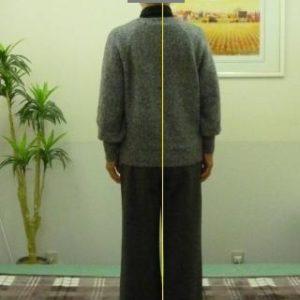 「椎間板の異常」体の形