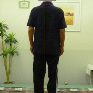 「両膝」体の形